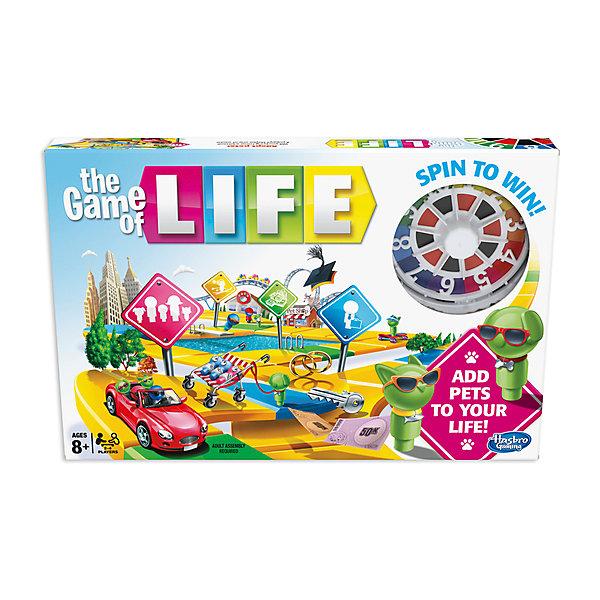 Hasbro Настольная игра Gaming Игра в жизнь