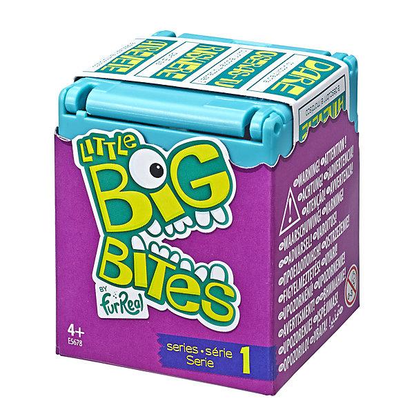 """Hasbro Игровая фигурка FurReal Friends """"Little Big Bites"""" Маленькие кусачки, серия 1"""