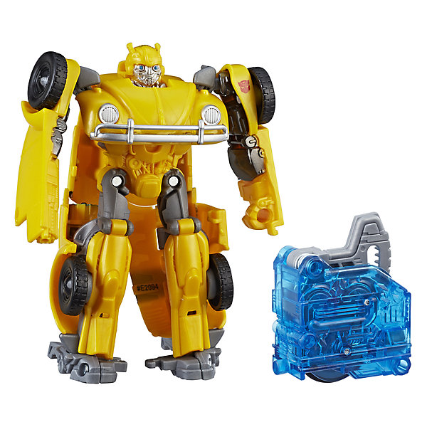 Hasbro Трансформеры Transformers Заряд Энергона Бамблби машинка-жук, 15 см hasbro transformers e0691 трансформеры заряд энергона 10 см бамблби ретромобиль
