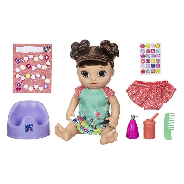 Hasbro Интерактивная кукла Baby Alive Танцующая Малышка Шатенка