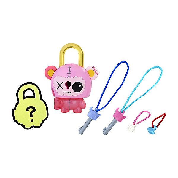 Hasbro Замочек с секретом Lockstar серия 2, Розовый слон