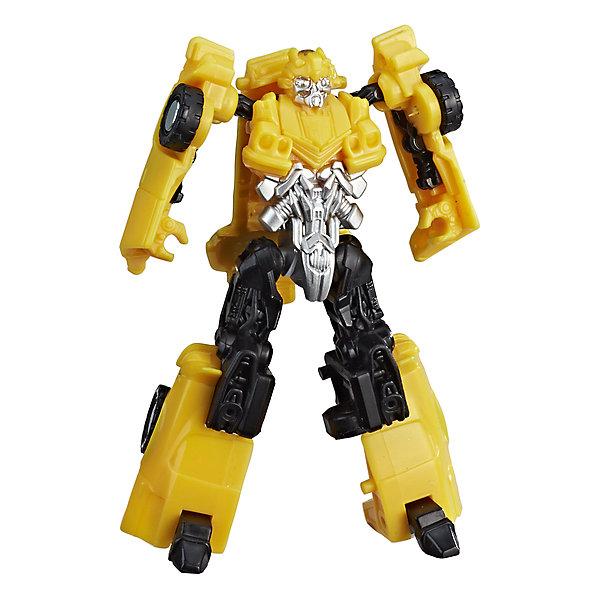 Hasbro Трансформеры Transformers Заряд Энергона Бамблби Камаро, 10 см робот transformers transformers бамблби 15 см