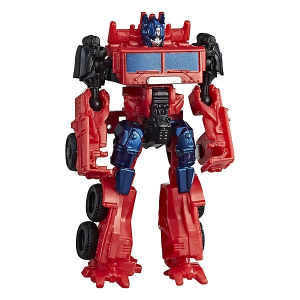 Hasbro Трансформеры Transformers Заряд Энергона Оптимус Прайм, 10 см