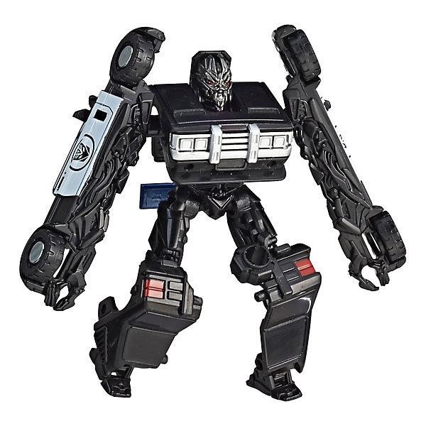 Hasbro Трансформеры Transformers Заряд Энергона Баррикад, 10 см трансформер баррикад заряд энергона transformers e0755