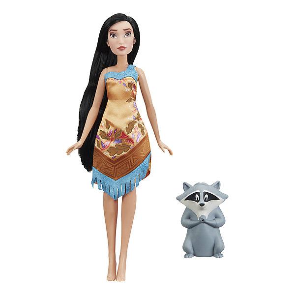 Hasbro Кукла Disney Princess Водная тематика Покахонтас, 30 см