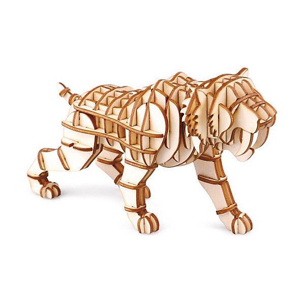 Robotime Сборная модель Robotime Саблезубый тигр geoworld сборная модель скелет саблезубого тигра