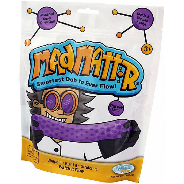 Купить Масса для лепки Mad Mattr, фиолетовая, -, Швеция, фиолетовый, Унисекс