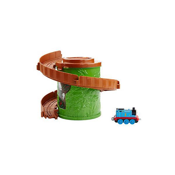 Mattel Игровой набор Thomas and friends Башня-спираль с тарссой Башенные дорожки Томасом