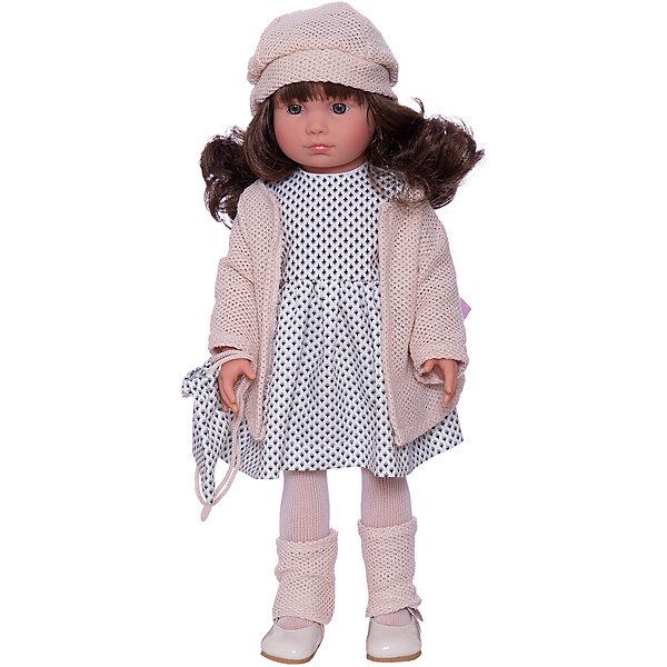 Asi Кукла Asi Нелли в бело-бежевом, 43 см куклы и одежда для кукол asi кукла нелли 43 см 253340