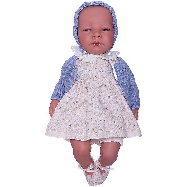 Asi Кукла-пупс Asi Химена с синим пледом, 46 см сухая электрическая батарея pkcell 50 aaa 1 5v 50pcs 1 5v 2a 3a 1 5volts r03p um 4 aaa