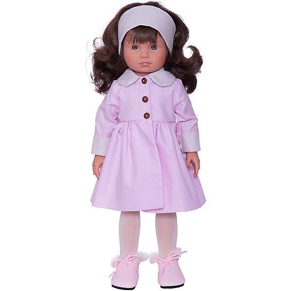 Asi Кукла Asi Нелли в розовом пальто, 43 см куклы и одежда для кукол asi кукла нелли 43 см 253340