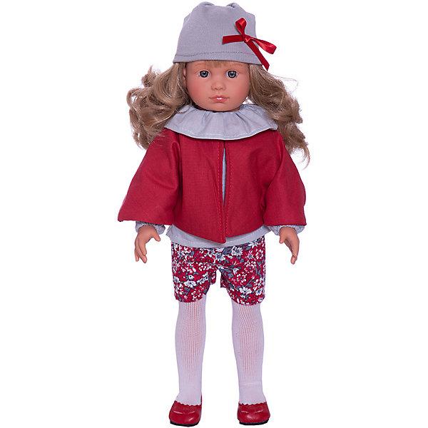 Asi Кукла Asi Нелли в красной накидке, 43 см куклы и одежда для кукол asi кукла нелли 43 см 253340