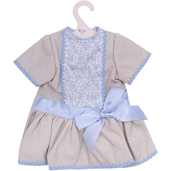 Asi Одежда для кукол Asi Платье, 60 см куклы и одежда для кукол asi кукла нелли 43 см 253340