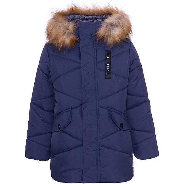 Купить Куртка BOOM by Orby для мальчика, Россия, темно-синий, 158, 116, 146, 152, 128, 140, 164, 170, 122, 134, Мужской