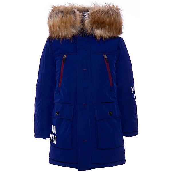 Купить Куртка BOOM by Orby для мальчика, Россия, темно-синий, 134, 140, 146, 128, 152, 158, 104, 164, 116, 98, 110, 170, 122, Мужской