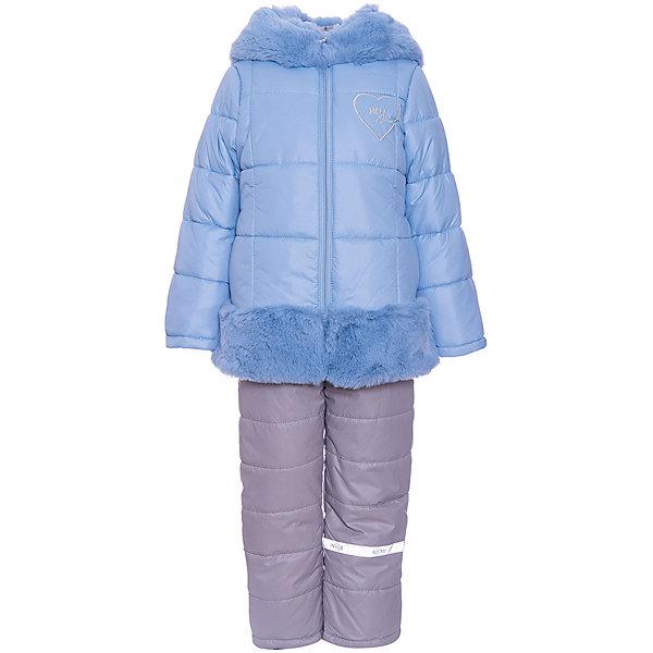 Комплект BOOM by Orby: куртка и полукомбинезонВерхняя одежда<br>Характеристики товара:<br><br>• полукомбинезон до 122 роста идет с подтяжками, от 128 до 170 без подтяжек <br>• комплектация: куртка, полукомбинезон<br>• состав ткани верха: болонь pu milky<br>• подкладка: флис, ПЭ пуходержащий, поликоттон<br>• утеплитель: FiberSoft 400 г/м2200 г/м2<br>• сезон: зима<br>• температурный режим: от -25 до -10 С<br>• особенности модели: с капюшоном, функциональность, оригинальный капюшон <br>• застежка: молния <br>• страна бренда: Россия<br>• страна-изготовитель: Россия<br><br>Зимний детский комплект включает в себя куртку и полукомбинезон. Материал комплекта для детей отличается хорошей износостойкостью, наполнитель - разной плотности в куртке и полукомбинезоне. Такой комплект для ребенка дополнен теплым капюшоном в виде головы медведя. Детская одежда от популярного бренда BOOM by Orby создается с учетом потребностей ребенка, она модно выглядит и удобно сидит.