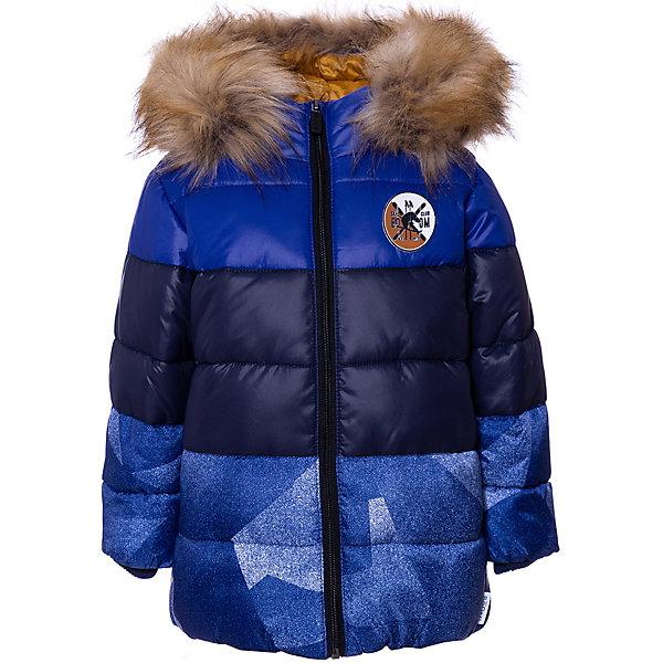 Купить Куртка BOOM by Orby для мальчика, Россия, синий, 104, 128, 110, 140, 116, 158, 170, 152, 122, 146, 134, 164, 98, Мужской