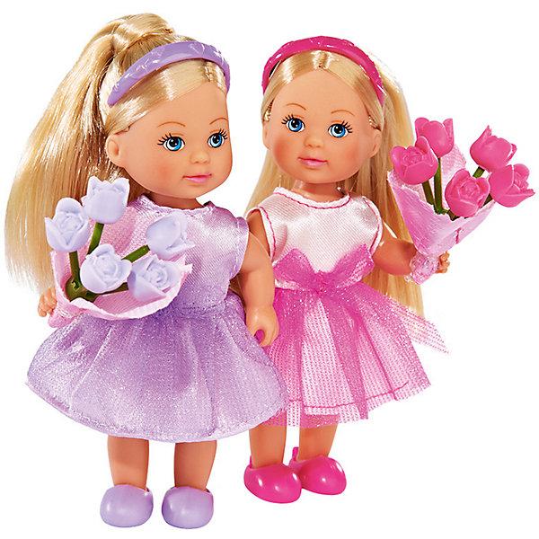 Simba Мини-кукла Simba Evi Love Еви подружка невесты, 12 см, в ассортименте кукла simba evi love school friends еви и тимм 344476 5737113