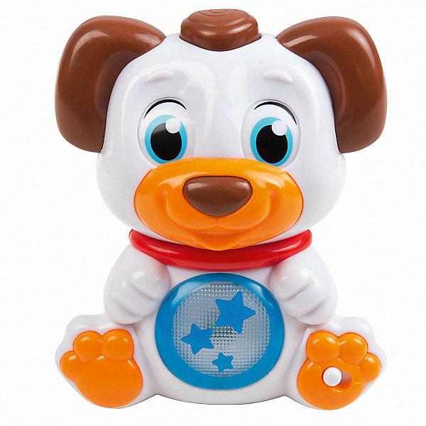 Clementoni Интерактивная игрушка Собачка со сменой эмоций