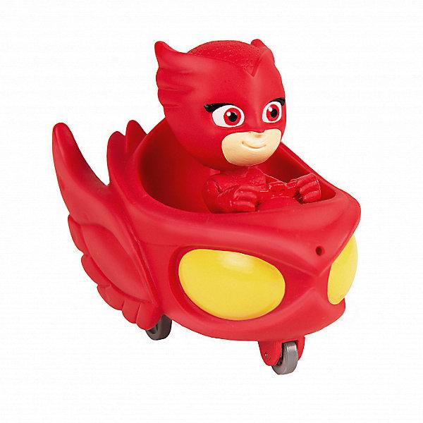 Росмэн Игрушка для ванны Росмэн Герои в масках Алетт в машине игрушки для ванны воронежская игрушка игрушка для ванны мышка лакомка 6 5 см