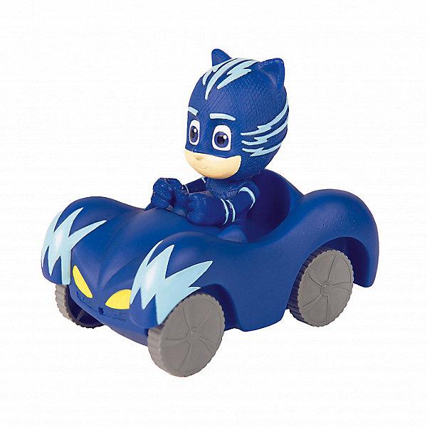 Росмэн Игрушка для ванны Росмэн Герои в масках Кэтбой в машине игрушки для ванны воронежская игрушка игрушка для ванны мышка лакомка 6 5 см