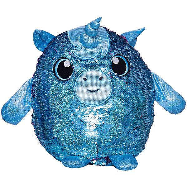 Shimmeez Мягкая игрушка Shimmeez Единорог, 35 см uglydoll мягкая игрушка gorgeous 35 см