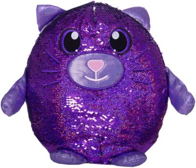 Мягкая игрушка Shimmeez Кошка, 35 см, артикул:10042540 - Мягкие игрушки