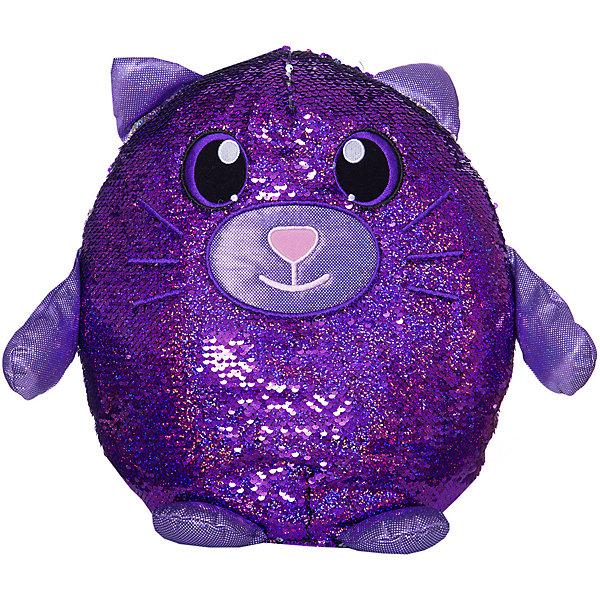 Shimmeez Мягкая игрушка Кошка, 35 см