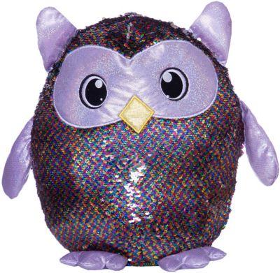 Мягкая игрушка Shimmeez Сова, 35 см, артикул:10042542 - Мягкие игрушки
