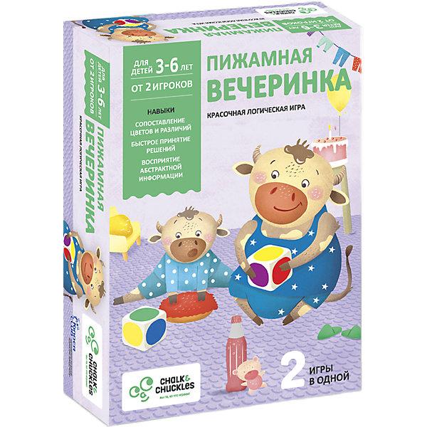 Настольная игра для детей Chalk&Chuckles