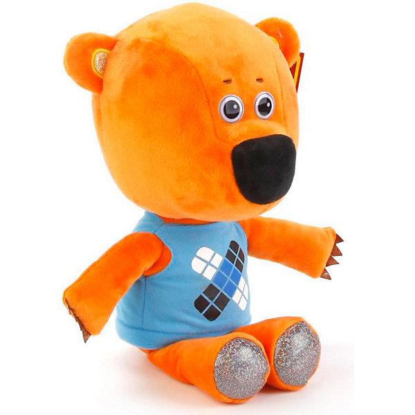 МУЛЬТИ-ПУЛЬТИ Мягкая игрушка Мульти-Пульти Ми-ми-мишки Кешка, озвученная, 30 см мульти пульти мягкая игрушка мульти пульти медвежонок кешка 20 см звук