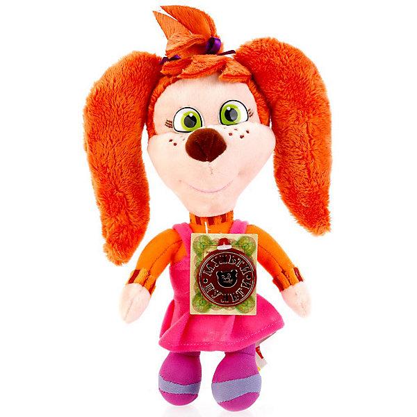 Мульти-Пульти Мягкая игрушка Барбоскины Лиза, озвученная, 23 см