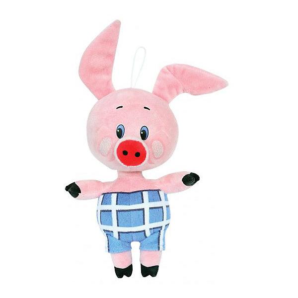 Мягкая игрушка Мульти-Пульти Винни-Пух Поросёнок Пятачок 22 см