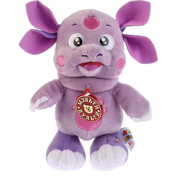 Мульти-Пульти Мягкая игрушка Лунтик, 18 см