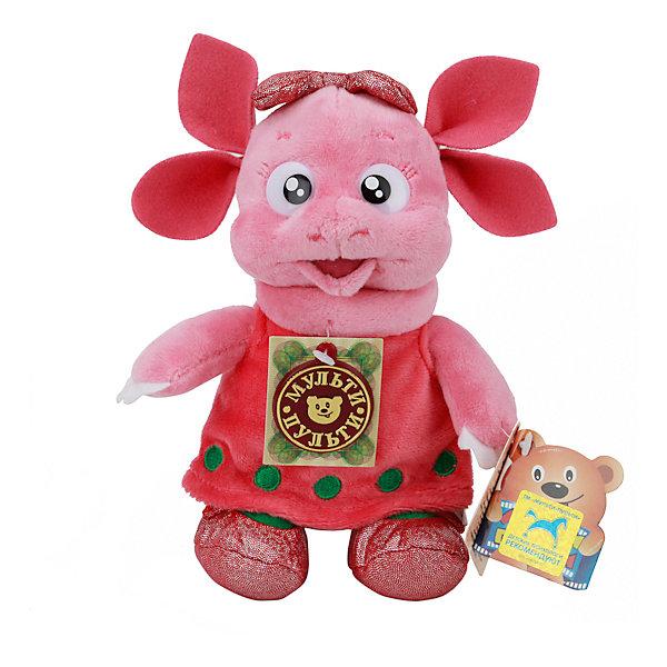 купить Мульти-Пульти Мягкая игрушка Мульти-Пульти Луня, 18 см по цене 545 рублей