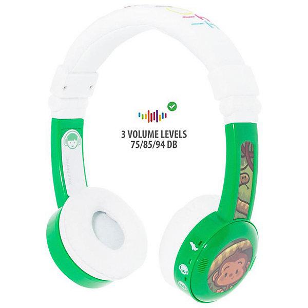 Купить Наушники Buddyphones InFlight Green, зеленые, Швейцария, зеленый, Мужской