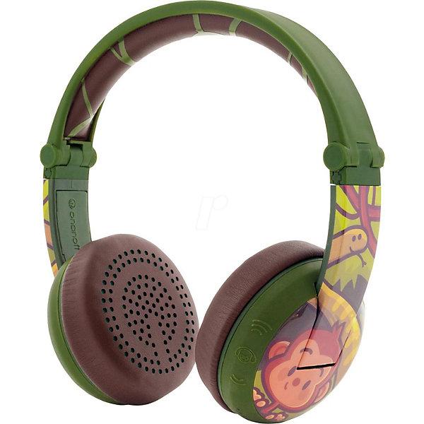 Купить Наушники Buddyphones Wave Green, зеленые, Швейцария, зеленый, Унисекс