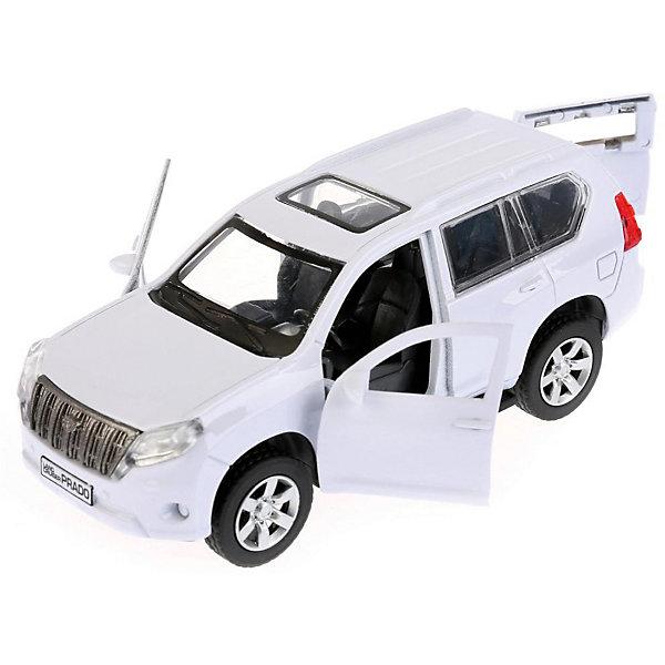 ТЕХНОПАРК Машинка Технопарк Toyota Land Cruiser Prado, 12 см