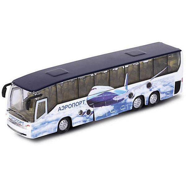 ТЕХНОПАРК Автобус Технопарк Аэропорт, 18,5 см технопарк автобус технопарк аэропорт 18 5 см