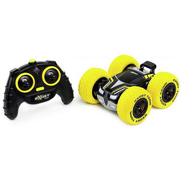 Silverlit Радиоуправляемая машинка 360 кросс 1:18, жёлтая