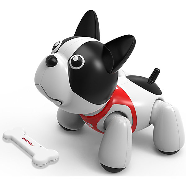 Silverlit Радиоуправляемый робот Silverlit Собака Дюк tbz дней bozhi хай тек может wang ai интеллектуальный бионический робот интеллектуальные бионические машины собака головоломки детские игрушки