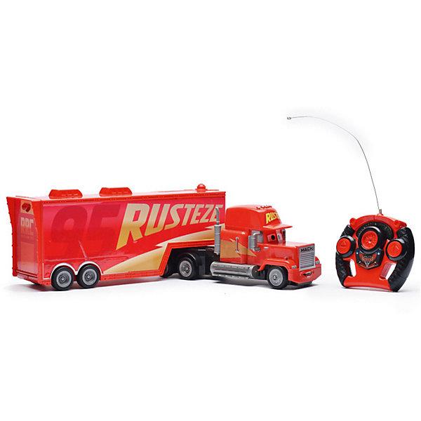 Disney Машина на р/у Disney Мак, 45 см мягкие игрушки disney лэмми 25 см