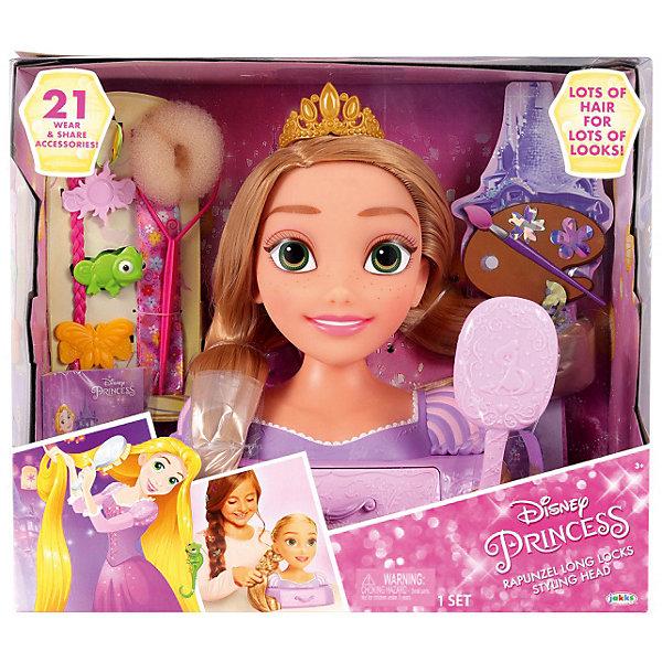 Disney Голова для причёсок Рапунцель, 21 предмет