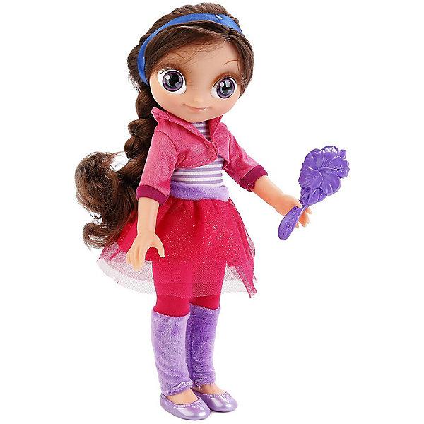 КАРАПУЗ Кукла Карапуз Сказочный патруль Варя, озвученная, 33 см куклы карапуз кукла карапуз принцесса рапунцель 25 см