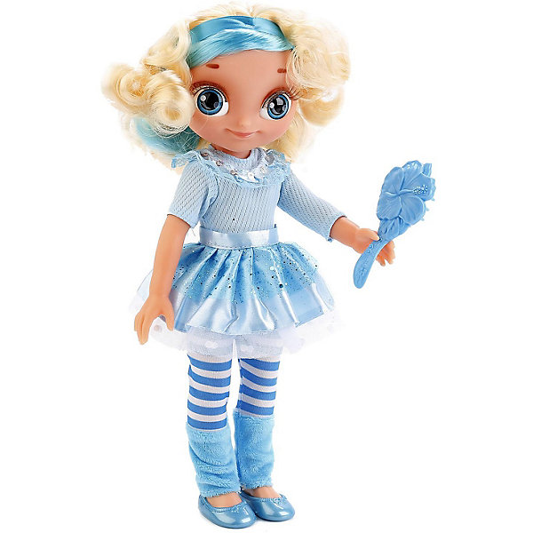 Карапуз Кукла Карапуз Сказочный патруль Снежка, озвученная, 33 см цена