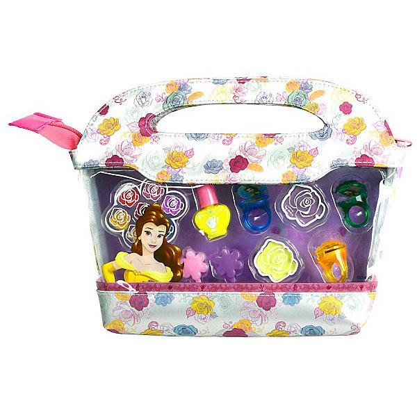 - Детская декоративная косметика Markwins Красавица и чудовище, в сумочке