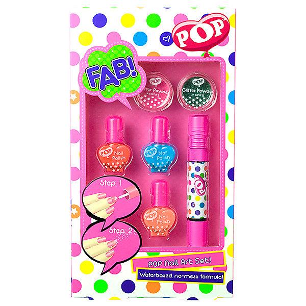 Купить Детская декоративная косметика Markwins POP , для ногтей, -, Китай, Женский