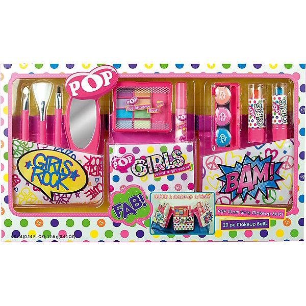 Купить Детская декоративная косметика Markwins POP , с поясом визажиста, Китай, Женский