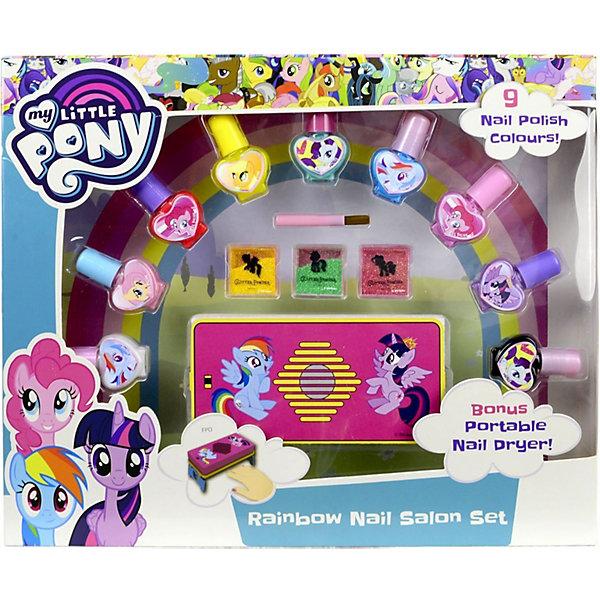 - Детская декоративная косметика Markwins My Little Pony для ногтей