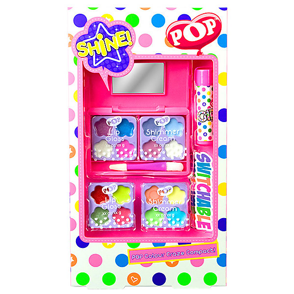 - Детская декоративная косметика Markwins POP для лица детская косметика цептер